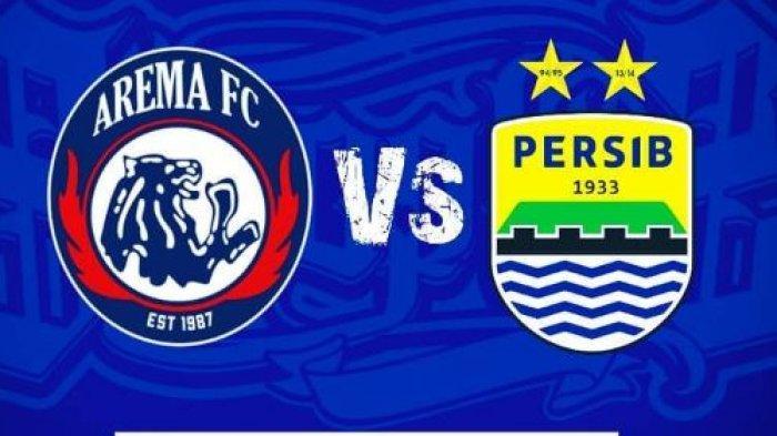 Link Live Streaming Arema FC Vs Persib Bandung, Kickoff 15.30 WIB