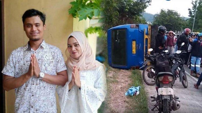 Akan Menikah 5 Hari Lagi, Calon Istri Tewas Kecelakaan, Postingan Undangan Nikah Arif Banjir Ucapan