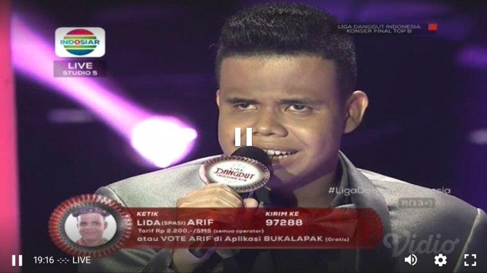 Arif Firman Masuk Tiga Besar LIDA 2018, Inul Daratista Tepati Janjinya