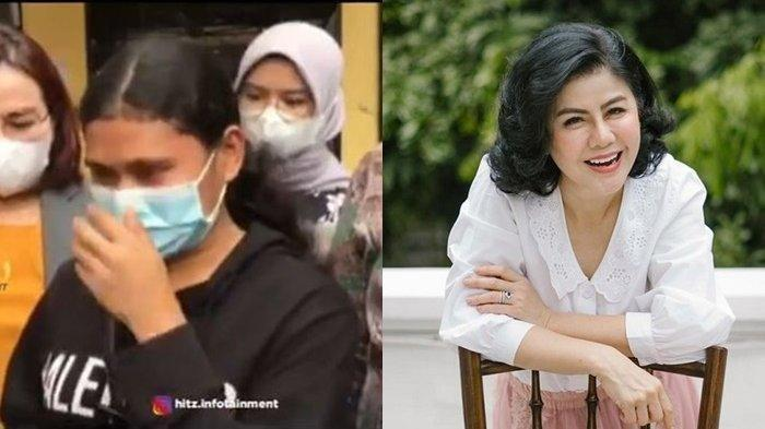 Pengakuan Irni, Menderita di Rumah Desiree Tarigan & Diusir, 'Kamu Angkat Kaki dari Rumah Saya'