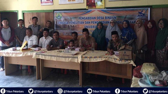 ARTIKEL ILMIAH - Tingkatkan Pengetahuan Warga Soal Akibat Nikah Dini di Riau dari Aspek Kesehatan