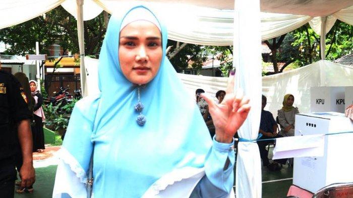 KPU Tetapkan Mulan Jameela Sebagai Anggota DPR RI Setelah Gerindra Pecat Dua Caleg Terpilih