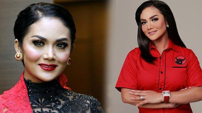 Tak Mudah, Sesalan Adik Yuni Shara Krisdayanti Jadi Anggota DPR, Istri Raul Lemos Mengeluh Saal Baju