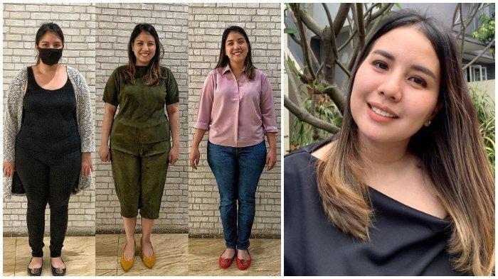 Rahasia Tya Ariestya Sukses Turunkan Berat Badan 10 Kg dalam 1,5 Bulan, Jalan Santai dan Pola Makan