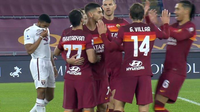 JADWAL Serie A Lazio vs AS Roma: Mikhtaryan On Fire!