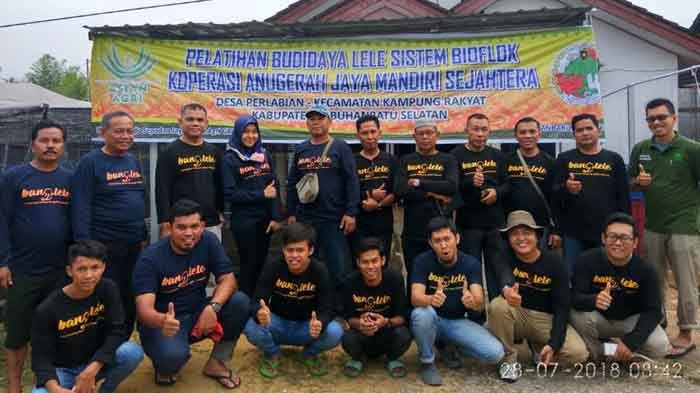 Masa Replanting, Asian Agri Fasilitasi Pengembangan Pendapatan Alternatif bagi Petani Binaan