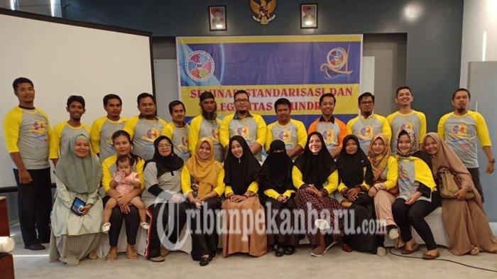 ASLI Pekanbaru Aktif Gelar Seminar Edukasi Para Anggota