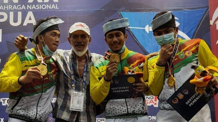 Daftar Perolehan Medali PON Papua, Riau Perkasa di Peringkat 7