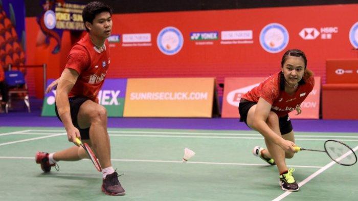 Jadwal Korea Masters 2018, Praveen/Melati Awali Langkah Wakil Indonesia