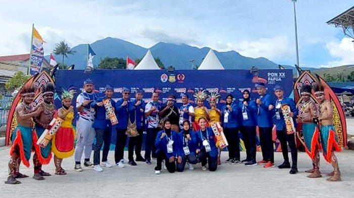 Taekwondo Dojang Paskhas Lanud RN Perkuat Kontingen Riau di PON 2021 Papua