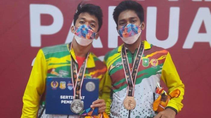 Atlet Anggar Tambah Perak dan Perunggu untuk Riau di PON Papua