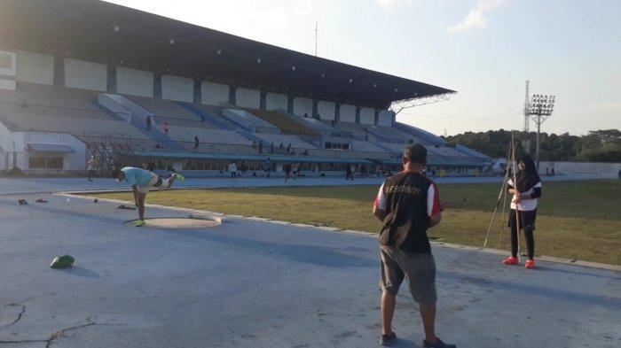 Atletik Bawa 10 Atlet dan Targetkan Raih Medali di PON Papua