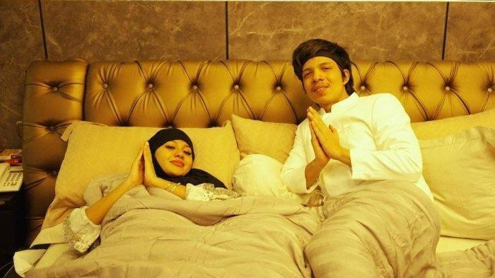 Potret Lebaran perdana Atta Halilintar dan Aurel sebagai pasangan suami istri