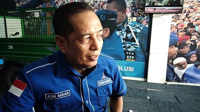 Partai Demokrat Segera Ganti Ketua Fraksi di DPRD Riau, Begini Penjelasan Asri Auzar