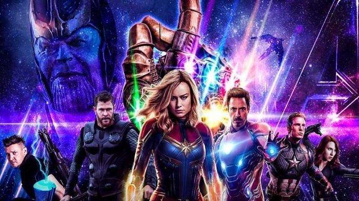 HD Full Movie, Download Film Avengers: Endgame Sub Indo (Bahasa Indonesia)  - Tribun Pekanbaru
