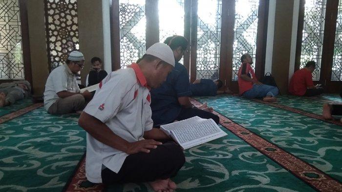 Bentuk Relawan Pemburu Lailatul Qadar, Ratusan Jemaah Bakal Beriktikaf di Masjid Al Falah Pekanbaru