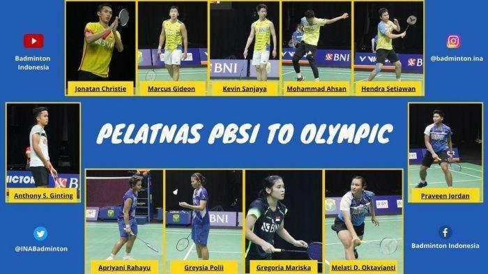 CEK Jadwal Badminton Olimpiade Tokyo 2021: Kapan Mrcus/Kevin Main?