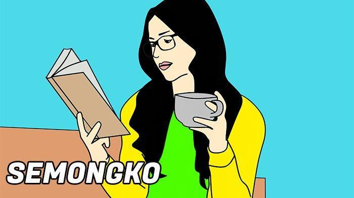 Arti Kata Semongko Cek Kamus Bahasa Gaul Terbaru 2020 Di Sini Tribun Pekanbaru