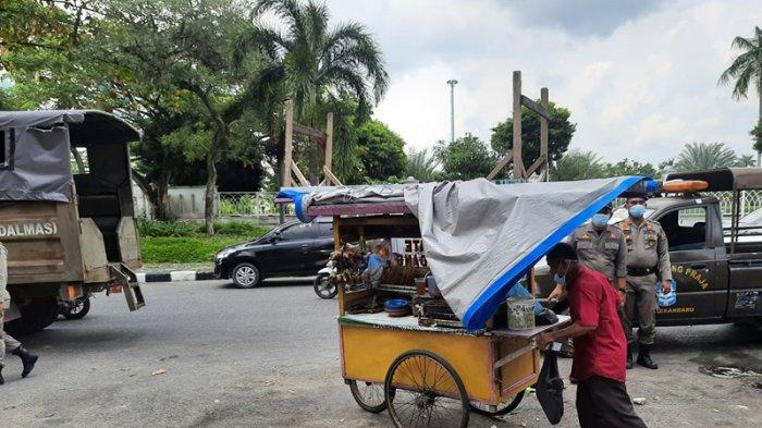 Pansus DPRD Pekanbaru Sebut PKL Tak Boleh Lagi Jualan di Badan Jalan di Kota Pekanbaru