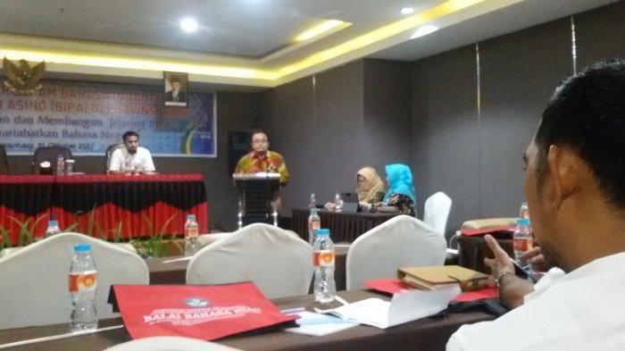 Agar Tidak Punah, Balai Bahasa Riau Kamuskan Bahasa Daerah Siak dan Bahasa Daerah Rokan Hilir