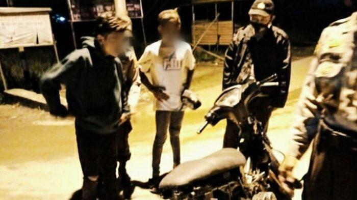 Keder Deh, Polisi Datangi Rumah Pelaku Balap Liar, di Depan Orangtua Minta Pelaku Lakukan Hal Ini