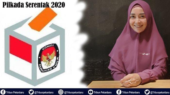 BALON Bupati Cantik di Pilkada Riau 2020, Putri Kandung Bupati Pelalawan, Sewitri Siap Gantikan Ayah
