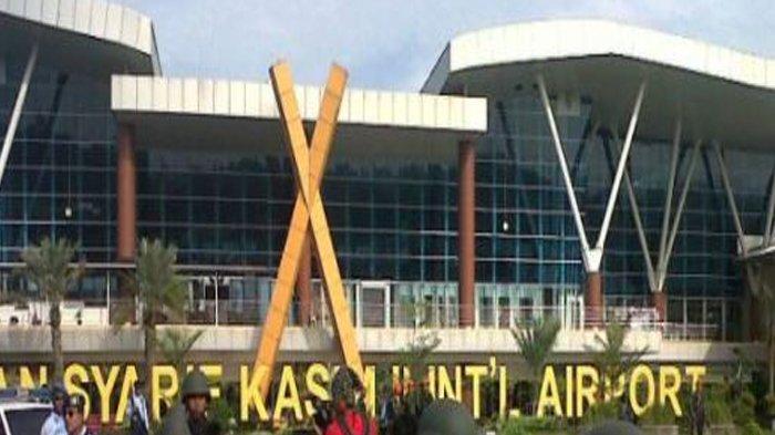 Buka hingga Jam 7 Malam,Berapa Tarif Rapid Test Antigen Bandara SSK II Pekanbaru? Ini Penjelasannya