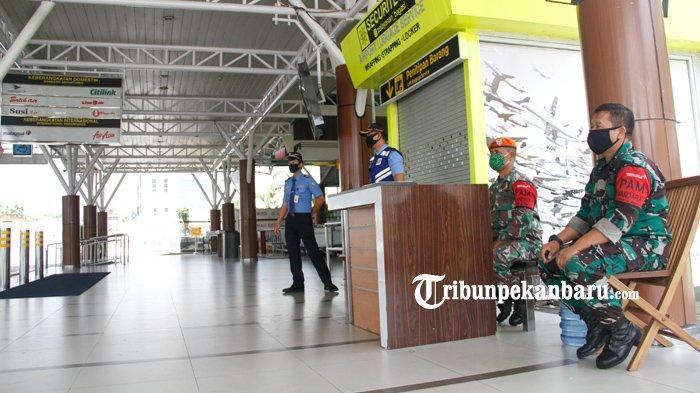 Ada Pemalsu Surat Bebas Covid-19 di SSK II, Ini Kata Pihak Otoritas Bandara