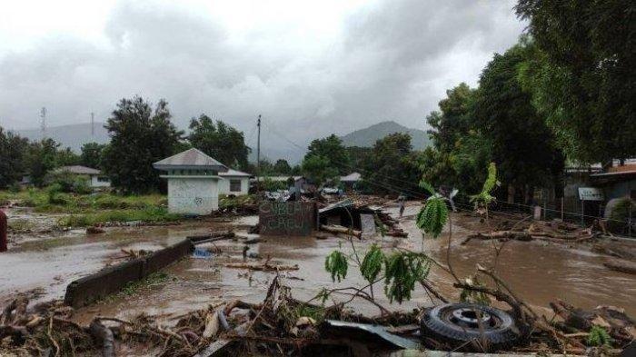 Airlangga Instrusikan Kader Golkar Bantu Pemulihan Bencana di NTT dan NTB