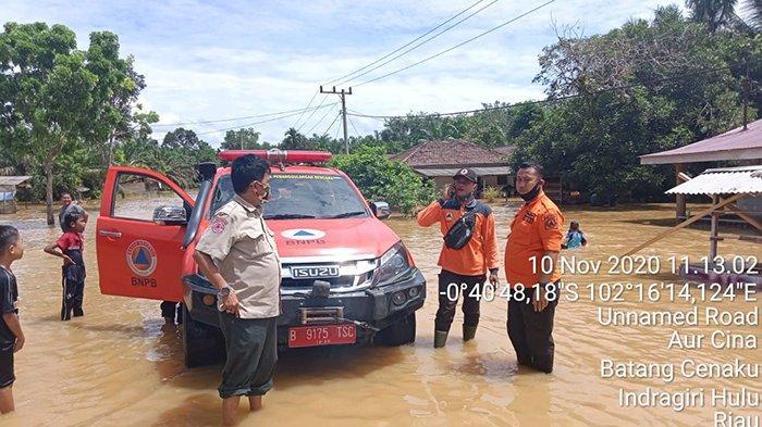 Banjir di Riau Terus Meluas, Ada 14 Kecamatan di Inhu yang Terdampak Banjir