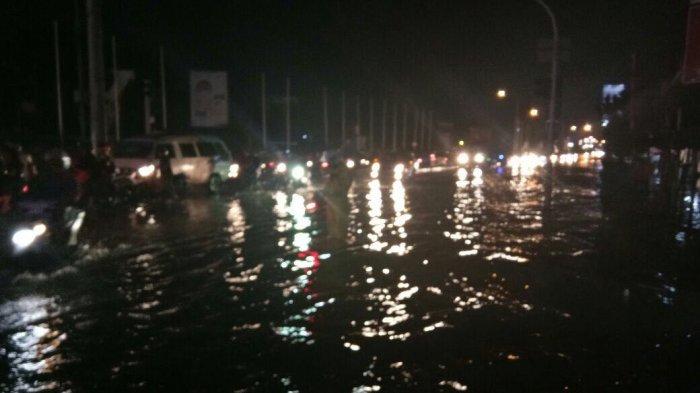 Butuh Anggaran Rp 180 Miliar Tuntaskan Banjir di Pekanbaru, Ayo Sadar Buang Sampah pada Tempatnya