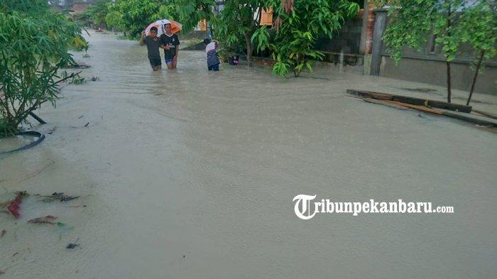 Master Plan Penanganan Banjir di Kota Pekanbaru Ditargetkan Tuntas Awal Desember 2020