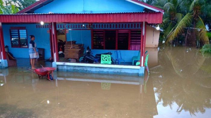 1.138 Warga Terdampak Banjir Derita Penyakit Gatal dan 160 Diare, Dinkes Kampar Sebut Belum Mewabah