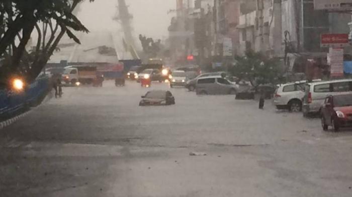 Pemko Pekanbaru Anggarkan Penanganan Banjir Rp 1,2 M, DPRD: Satu Kecamatan Saja Tak Cukup!