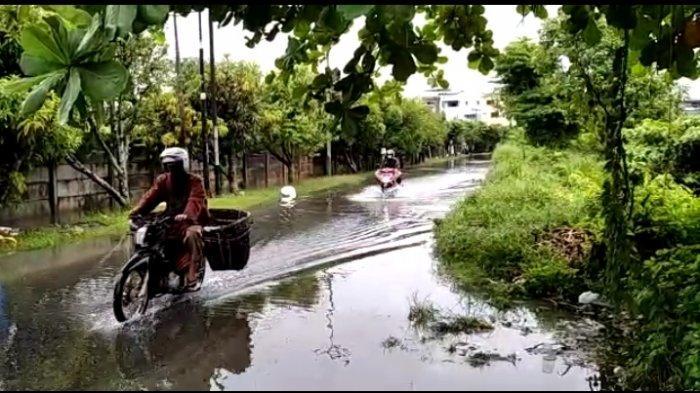 Titik Banjir Makin Meluas di Pekanbaru, DPRD Pekanbaru: Jangan Tambah Penderitaan Masyarakat Lagi