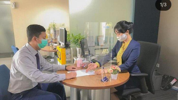 Antisipasi Idul Fitri 1442 H, Bank Mandiri Area Pekanbaru Siapkan Kebutuhan Uang Tunai Rp 920 Milyar