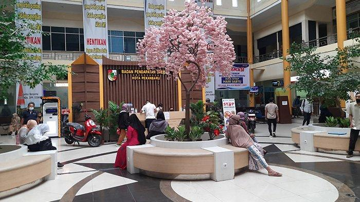 Tembus Rp 117 Miliar hingga Akhir April 2021,Pajak Daerah Pekanbaru, Apakah Stimulus Masih Berlaku?
