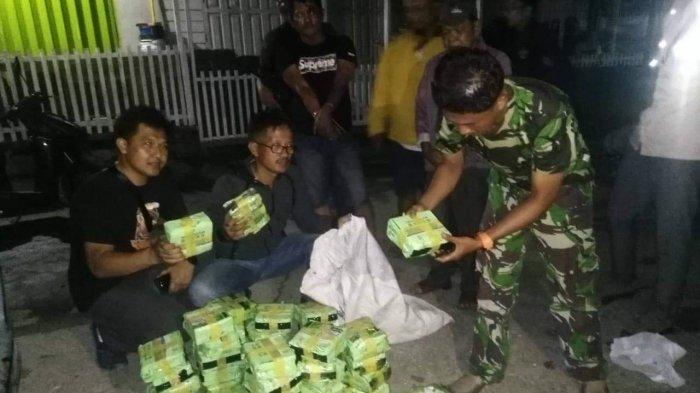 Kronologi Penangkapan Warga Inhil Riau bersama 50 Kg Sabu oleh BNN versi Kepala Desa