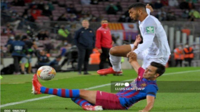 Barcelona Nyaris Dihajar Granada di Liga Spanyol, Blaugrana tak Berdaya di Camp Nou