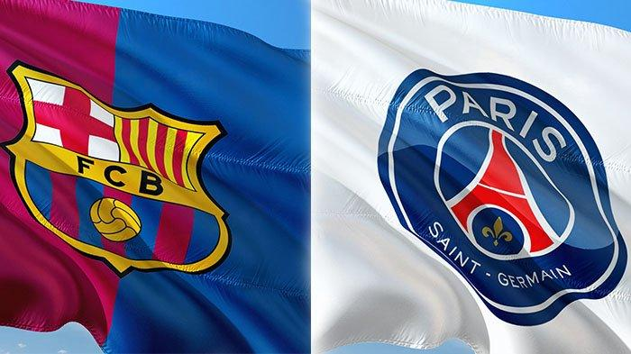 Siap-siap Live Streaming Barcelona vs PSG Mulai Pukul 03.00 WIB, Inilah Formasi dan Susunan Pemain