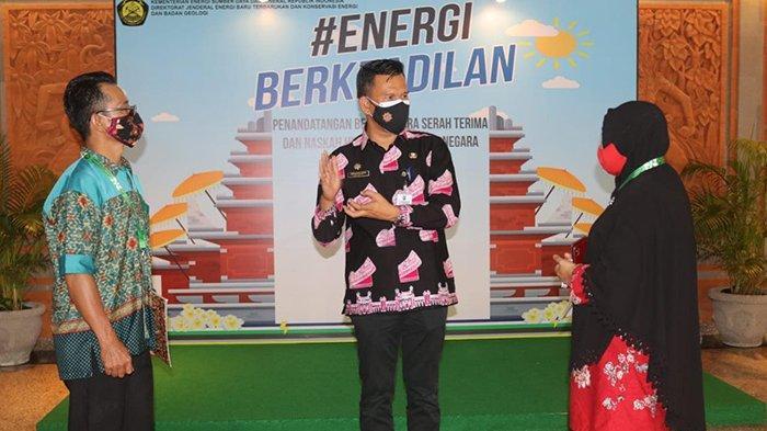 Pjs Bupati Siak ke Bali Hadiri Penandatanganan Berita Acara Serah Terima Hibah Barang Milik Negara