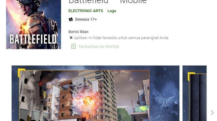 Wajib Download, EA Games akan Rilis Game Battlefield Mobile Version di Indonesia