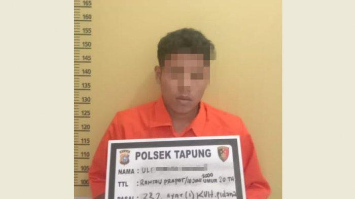 Bawa Lari Pacar dan Akui Berhubungan Badan Tiga Kali, Pria di Kampar Ini Dilaporkan ke Polisi