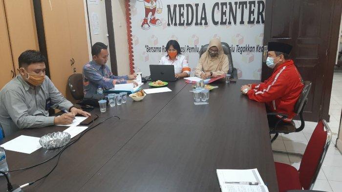 Bawaslu Kuansing Periksa Calon Kepala Daerah Terkait Laporan Soal Dugaan Ijazah Palsu