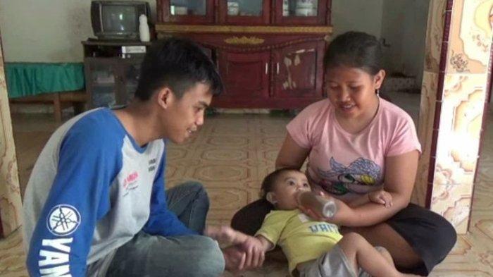 Bukan Susu Tapi Tenggak Hingga 5 Gelas Kopi Sehari, Seperti Ini Kondisi Khadijah Bayi 14 Bulan