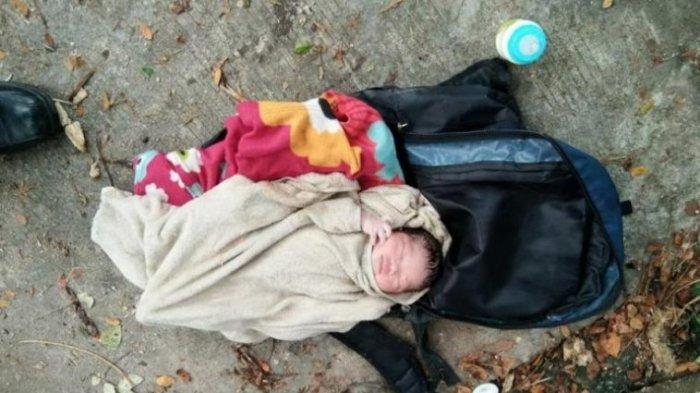 Bayi Selamat Berkat Daun Pisang Setelah Dilempar Ibunya dari Balkon Lantai Lima Apartemen