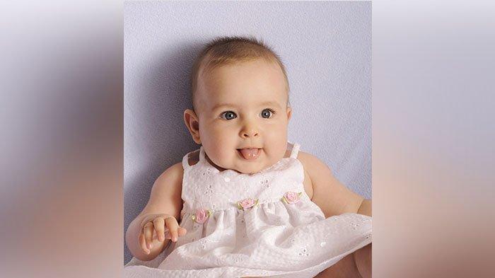 Bayi perempuan islami modern dan populer