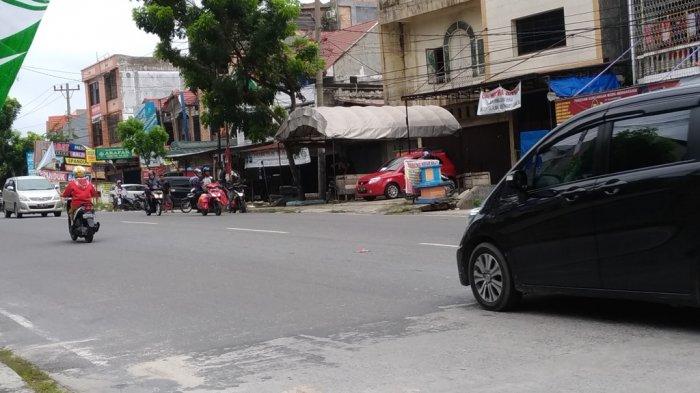 Razia Polisi Tampak dari Kejauhan, Pengendara Enggan Melintas dan Pilih Lakukan Ini