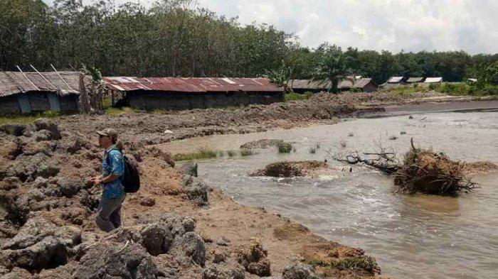 Usaha Warga di Teluk Ipal Dihentikan, Mata Pencaharian WargaIniDinilai Merusak Lingkungan