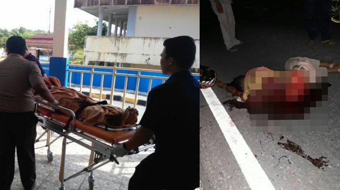 Sadis, Feri Korban Begal di Kubang Raya Ternyata Tewas dengan Lima Tusukan